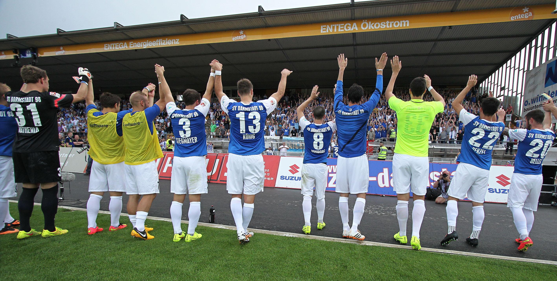Sv Darmstadt 98 Aufstieg