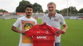 SC Hessen Dreieich verpflichtet Mohamed Boukayouh