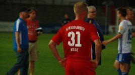 SC Hessen Dreieich verliert trotz Überlegenheit 0:2