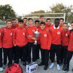 """SG Rot-Weiss Frankfurt gewinnt """"mohr smile-Cup 2018"""""""
