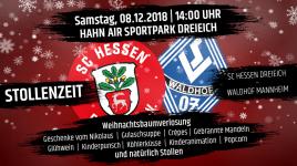 Fan-Informationen zum Heimspiel gegen den SV Waldhof Mannheim
