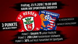 3 Punkte für unsere Fans: Sonderaktion beim Heimspiel gegen Stadtallendorf