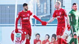 SC Hessen mit Testspiel-Sieg zum Jahresauftakt