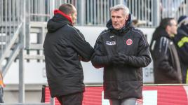 Testspiel gegen Zeilsheim: Anpfiff für ein erfolgreiches 2019