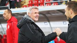 Fan-Informationen zum Heimspiel gegen SV Wehen Wiesbaden