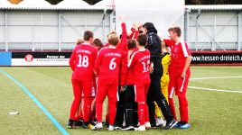 SCHD U13 verpasst Last-Minute-Sieg gegen FSV Frankfurt
