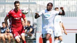 Hoffenheim zu stark für den SC Hessen Dreieich