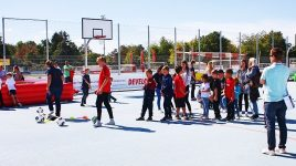 Sommerfest der Behindertenhilfe im Sportpark – Freizeitkicker gesucht