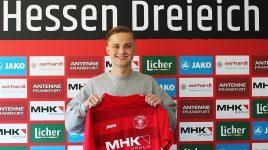SC Hessen Dreieich verpflichtet Janis Häuser