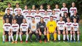 C2 des 1. FC Langen gewinnt Fahrt mit SCHD-Mannschaftsbus