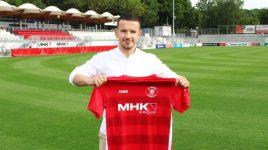 Nikola Mladenovic kehrt zurück zum SCHD