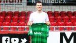 Felix Koob verstärkt Torwartgespann des SC Hessen Dreieich