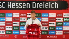 SC Hessen Dreieich verpflichtet Marc Nopp