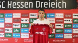 SC Hessen Dreieich verpflichtet Enis Bunjaki