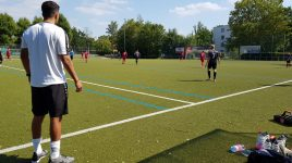 Furiose Aufholjagd im Kreisderby – U19 macht aus 0:3 ein 3:3