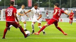6-Punkte-Spiel am Samstagabend: SV Steinbach zu Gast beim SCHD