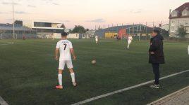 U19 steht im Finale des Kreispokals