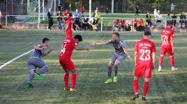 SC Hessen Dreieich gewinnt rassiges Derby in Walldorf