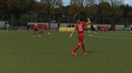 U19 verschenkt Sieg bei Blau-Gelb Frankfurt