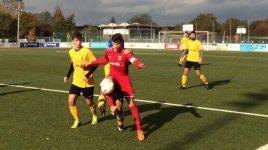 Drei Spiele, neun Punkte – U19 gelingt perfekte englische Woche