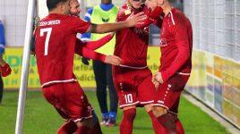 Revanche gelungen – SCHD schlägt Ginsheim mit 3:0