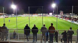Fan-Informationen für das Heimspiel gegen den VfB Ginsheim
