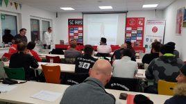 Trainerlehrgang beim SC Hessen Dreieich wird zum vollen Erfolg