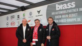 Brass Gruppe verstärkt Engagement beim SC Hessen Dreieich