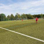 U11 gewinnt hessischen Testspielauftakt im Glutofen von Weilbach