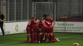 Viele Torchancen in einem spannenden Spiel – Dreieich erkämpft sich ein 2:1 gegen Griesheim