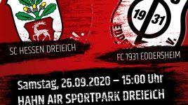 Fan-Informationen für das Heimspiel gegen Eddersheim