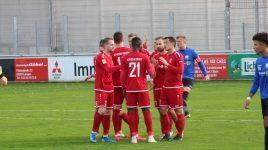 2:0-Arbeitssieg gegen Erlensee – Reljics Doppelpack zum sechsten Sieg in Folge