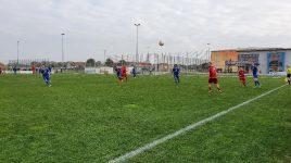 Glanzlos und souverän – SC Hessen Dreieich gewinnt beim VfB Ginsheim