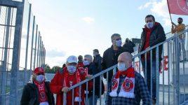 Anfahrt-Informationen für das Auswärtsspiel in Zeilsheim