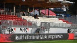 Hessischer Fußball-Verband stellt Spielbetrieb vorerst ein