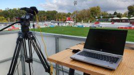SC Hessen Dreieich überträgt  Erlensee-Spiel live