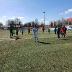 Sichtungstraining beim SC Hessen Dreieich gestartet