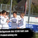 U15-Verbandsligateam des SC Hessen Dreieich lädt zum Probetraining ein