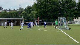 5:0-Sieg in Karben – U12 nach Corona-Pause hellwach