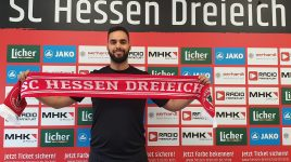 SC Hessen Dreieich verpflichtet Analyst Slim Mahmoudi