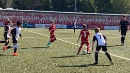 14:2 – U11 gewinnt Derby gegen FV 06 Sprendlingen deutlich